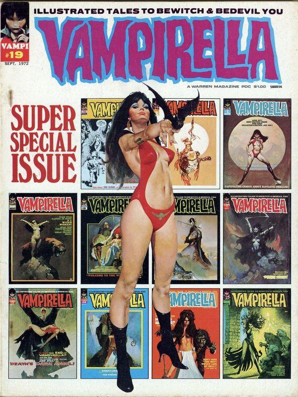 Couverture de Vampirella (Warren) -19- (sans titre)