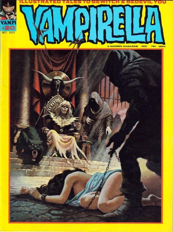 Couverture de Vampirella (Warren) -20- (sans titre)