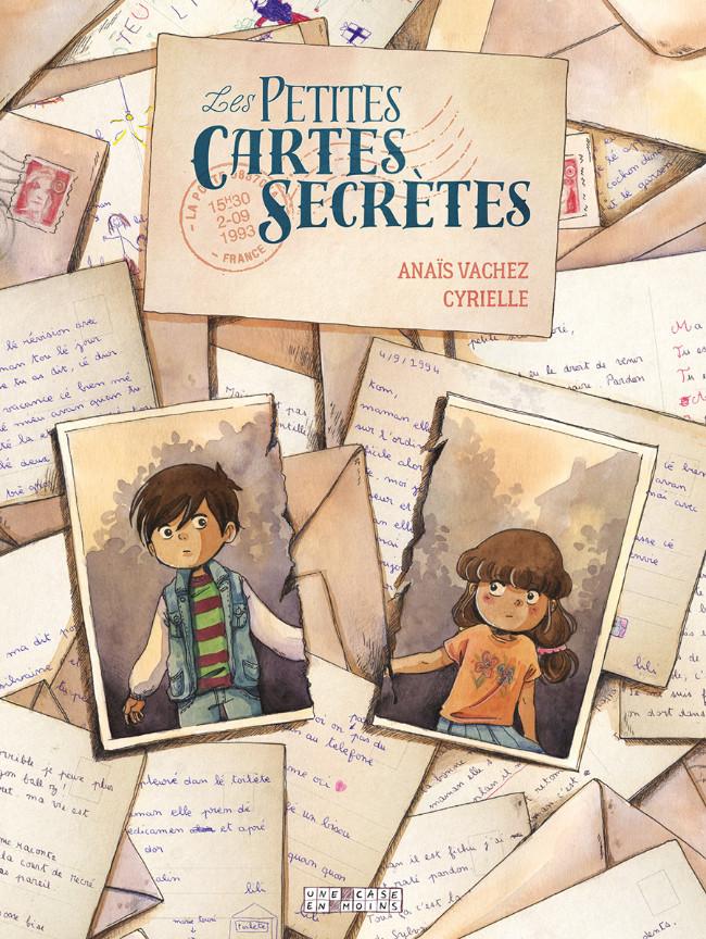 Couverture de Les petites Cartes Secrètes - Les Petites Cartes Secrètes