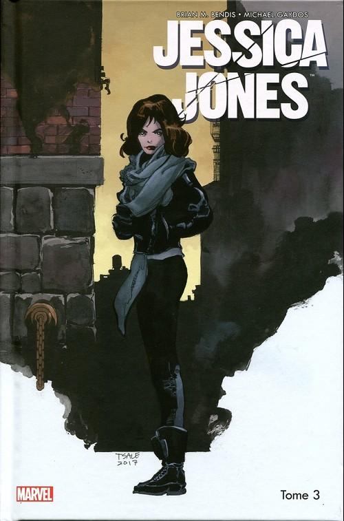 Couverture de Jessica Jones -3- Le Retour de l'Homme pourpre