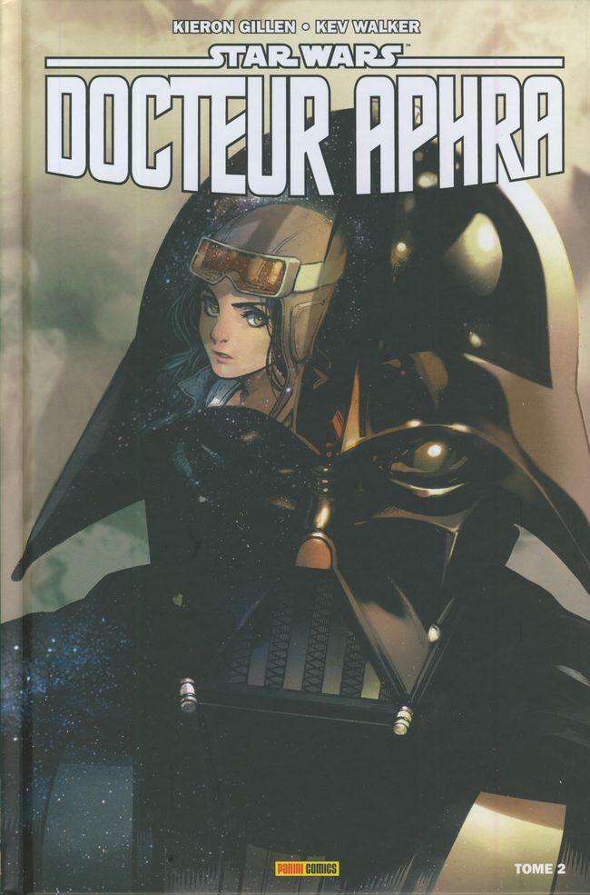 Couverture de Star Wars - Docteur Aphra -2- L'Énorme Magot