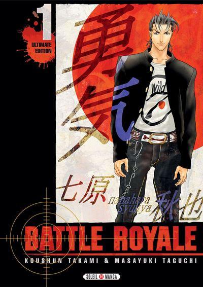 Couverture de Battle Royale -INT1- Volume 1 - Ultimate Edition