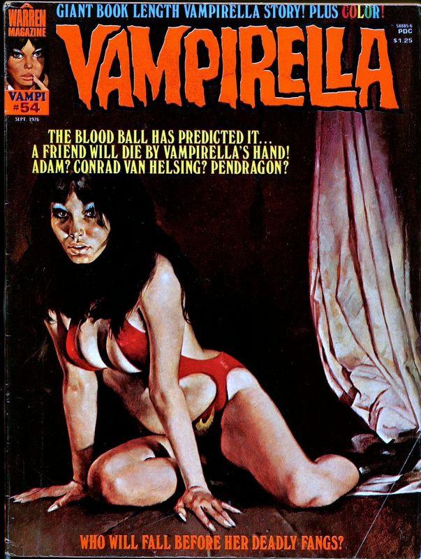 Couverture de Vampirella (Warren) -54- (sans titre)