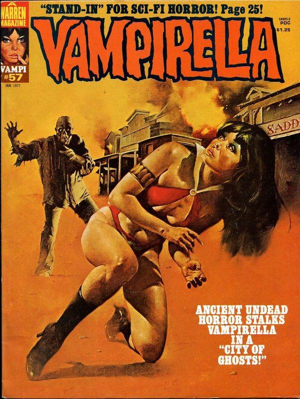 Couverture de Vampirella (Warren) -57- (sans titre)