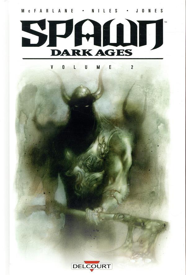 Couverture de Spawn - The Dark Ages (Delcourt) -2- Volume 2