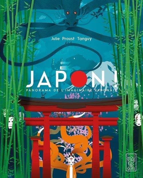 Couverture de (DOC) Études et essais divers - Japon ! Panorama de l'imaginaire japonais