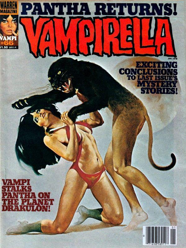 Couverture de Vampirella (Warren) -66- (sans titre)