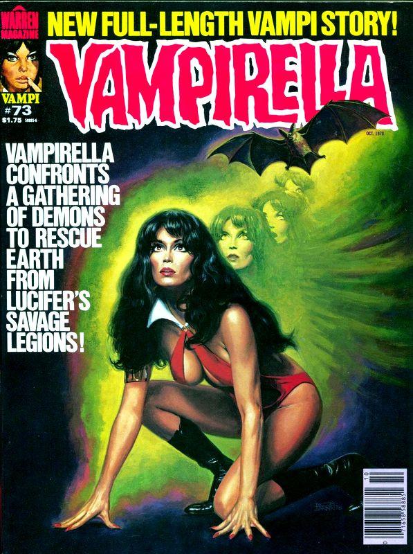 Couverture de Vampirella (Warren) -73- (sans titre)