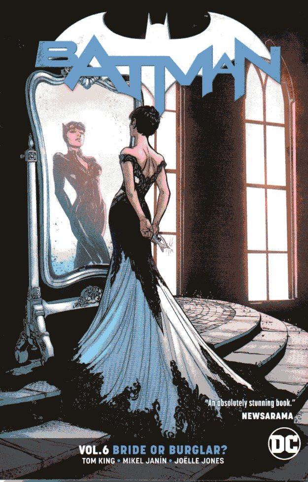 Couverture de Batman (2016) -INT06- Vol.6 Bride or Burglar ?