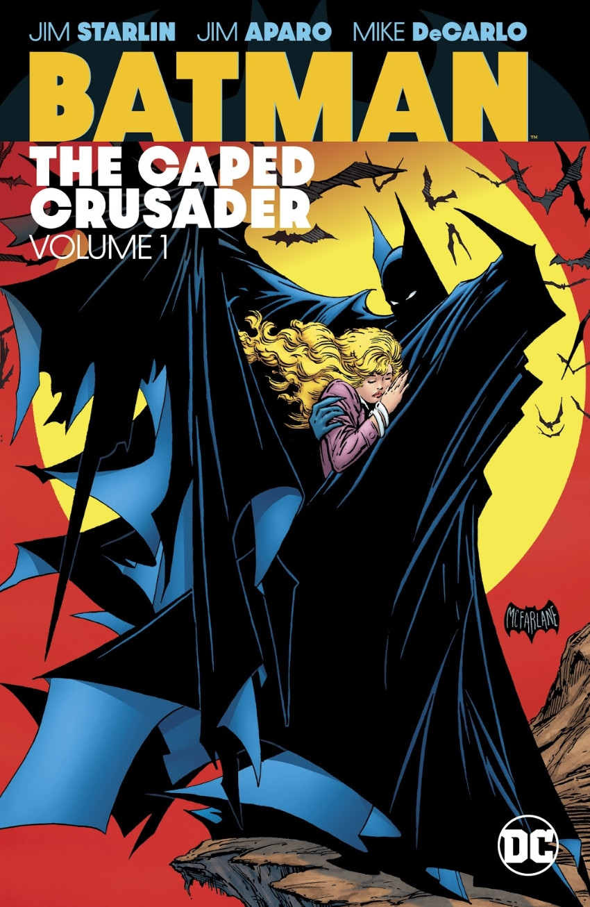 Couverture de Batman Vol.1 (DC Comics - 1940) -INT01- The Caped Crusader Volume 1