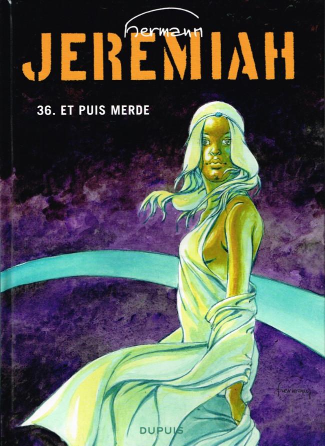 Couverture de Jeremiah -36- Et puis merde