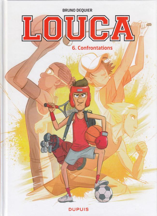 Couverture de Louca -6- Confrontations
