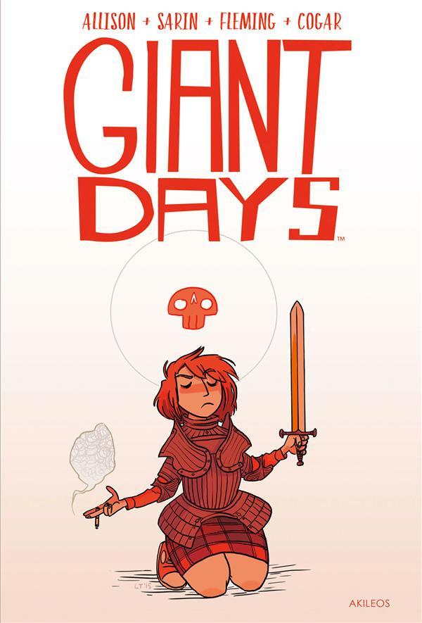 Couverture de Giant Days -5- Tome 5