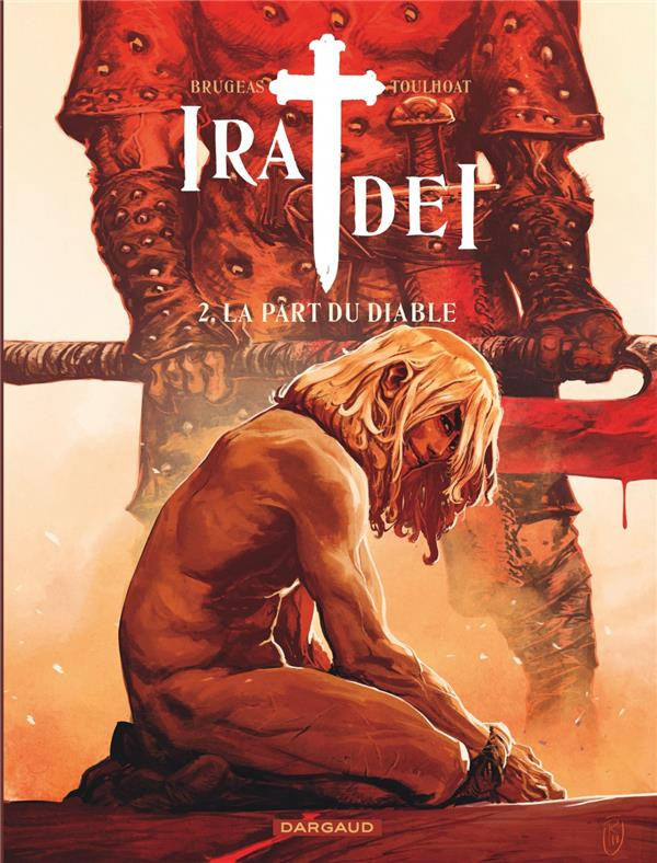 Couverture de Ira Dei -2- La Part du diable