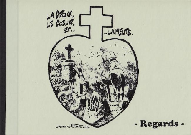 Couverture de La croix, le cœur et... ...la meute. - Tome 1