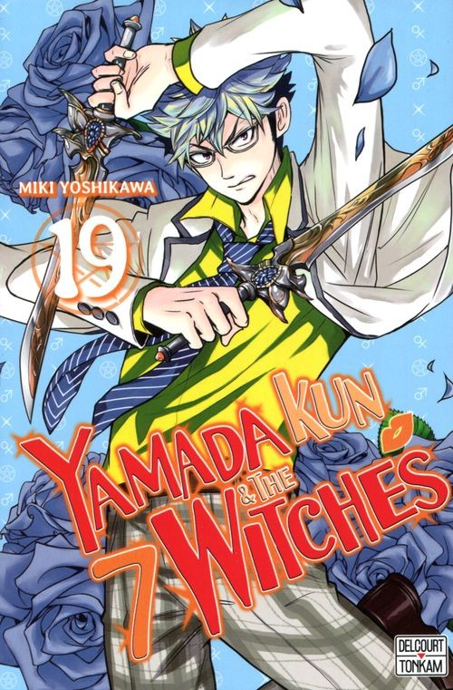 Couverture de Yamada kun & the 7 Witches -19- Tome 19