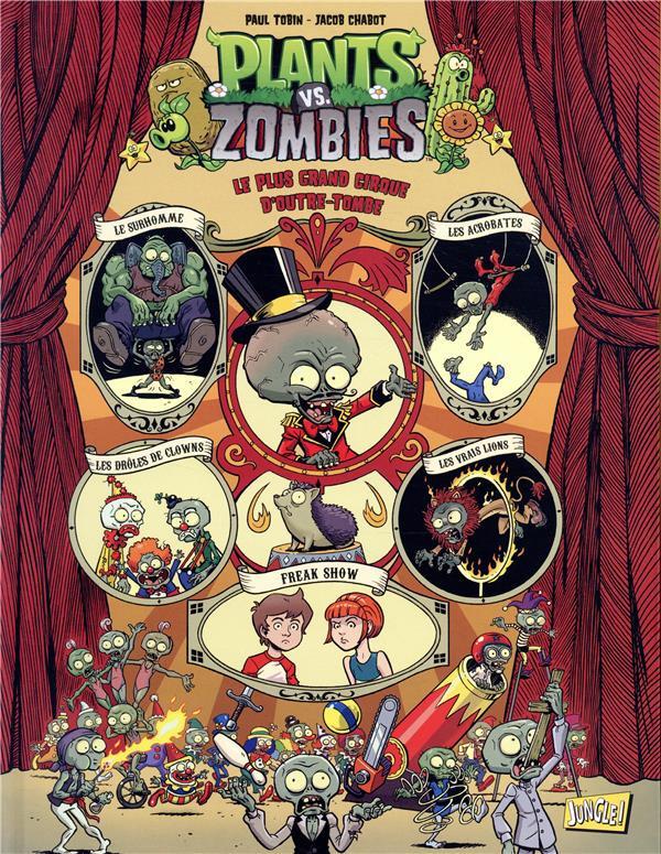Couverture de Plants vs. zombies -9- Tome 9