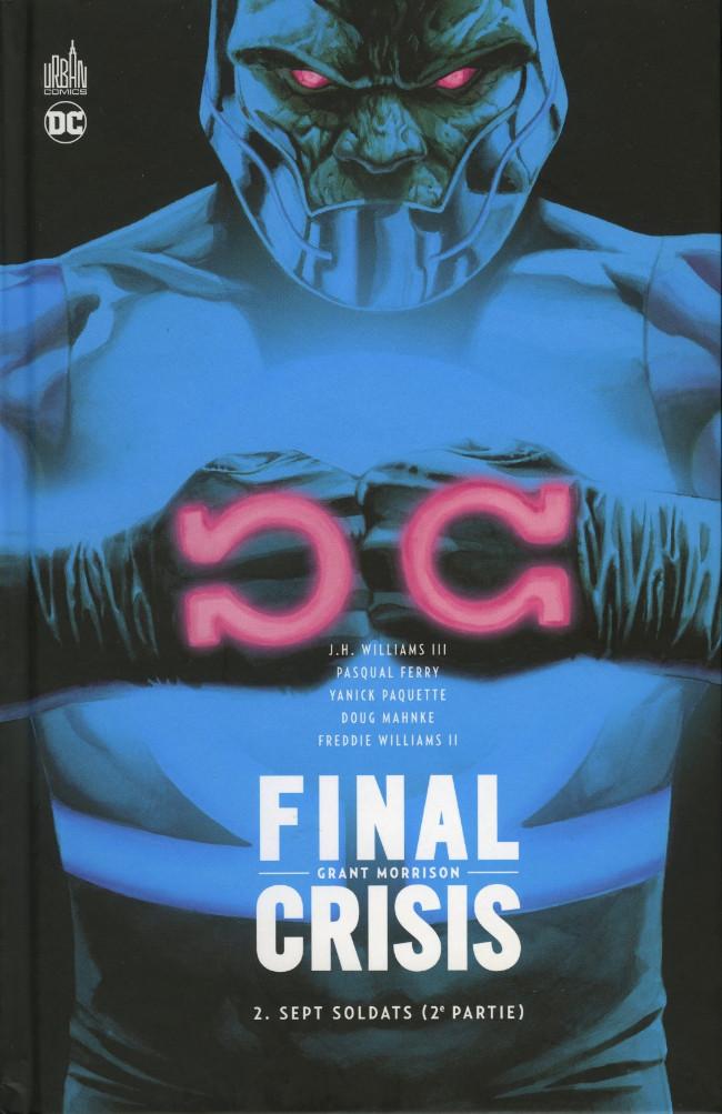 Couverture de Final Crisis -2- Sept soldats (2e partie)