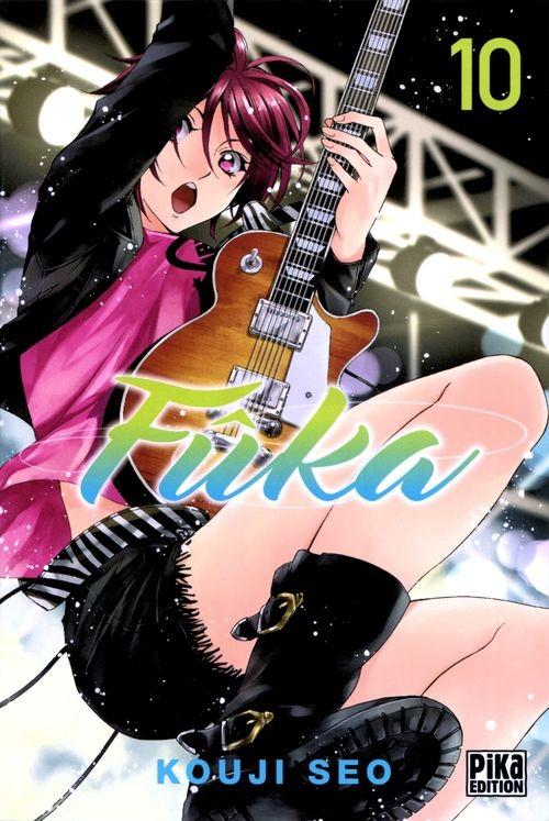 Couverture de Fûka -10- Volume 10