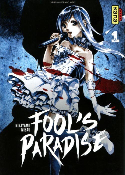 Couverture de Fool's Paradise -1- Tome 1