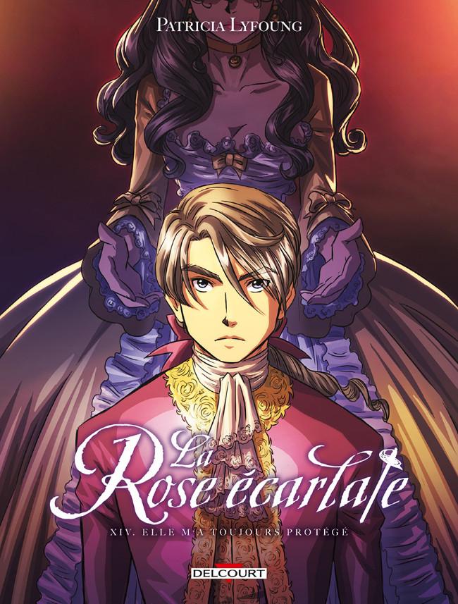 Couverture de La rose écarlate -14- Elle m'a toujours protégé
