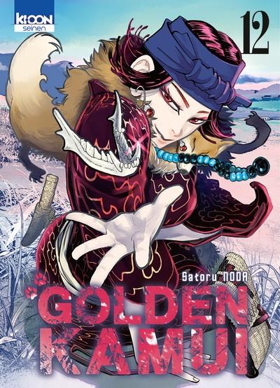 Couverture de Golden Kamui -12- Tome 12