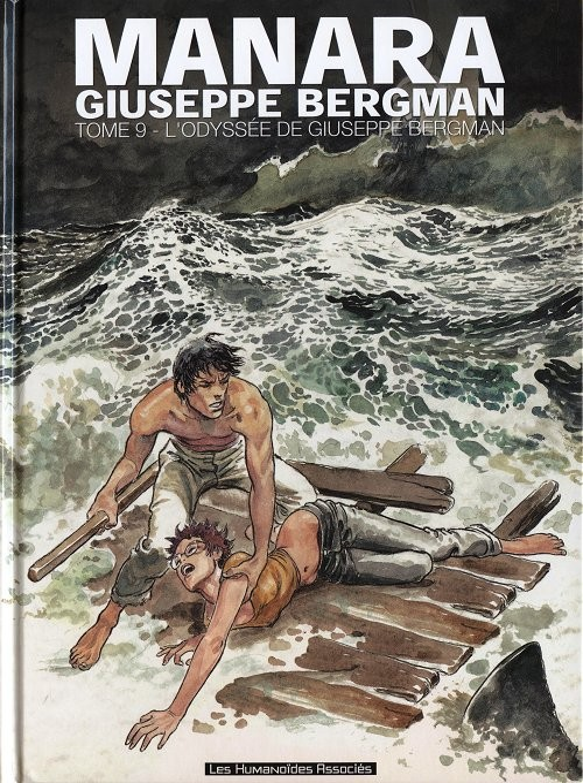 L'Odyssée de Giuseppe Bergman