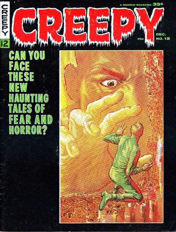 Couverture de Creepy (1964) -12- (sans titre)