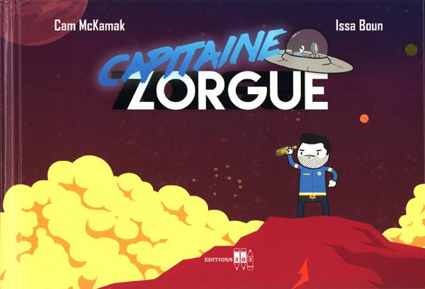 Couverture de Capitaine Zorgue