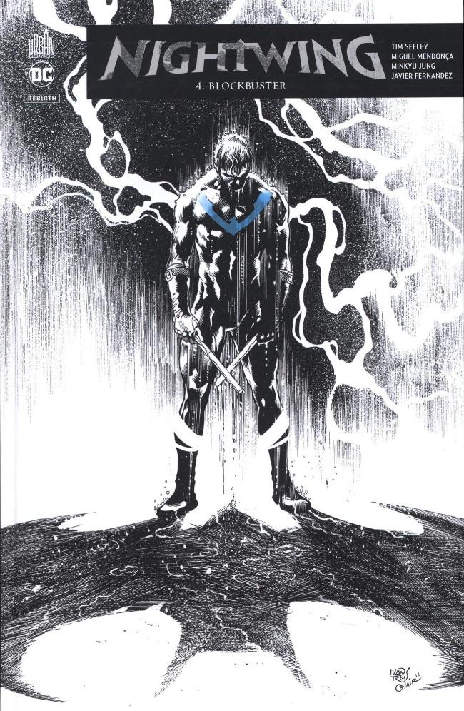 Couverture de Nightwing Rebirth -4- Blockbuster
