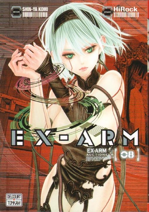 Couverture de Ex-Arm -8- Volume 08