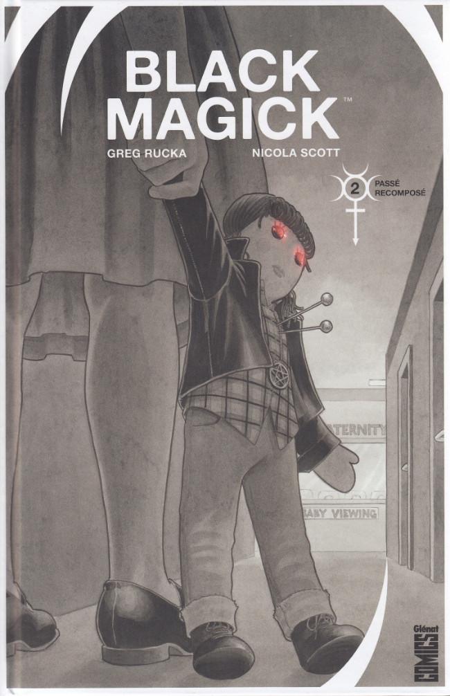 Couverture de Black Magick -2- Passé recomposé