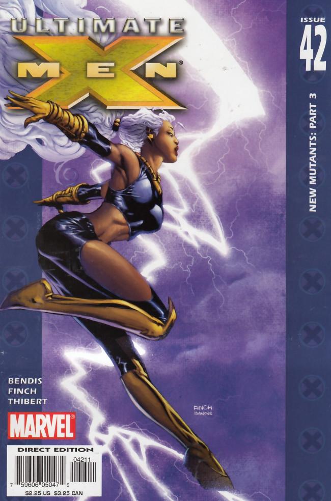Couverture de Ultimate X-Men (2001) -42- New Mutants Part Three
