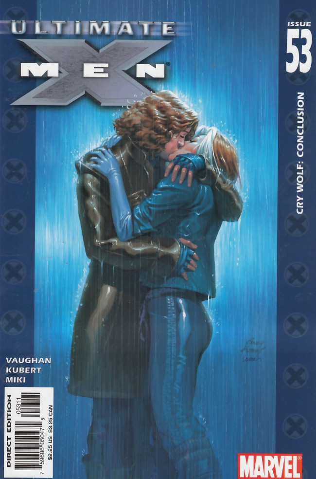Couverture de Ultimate X-Men (2001) -53- Cry Wolf: Conclusion