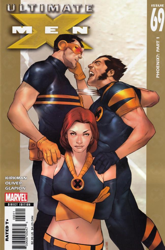 Couverture de Ultimate X-Men (2001) -69- Phoenix? Part 1 of 3