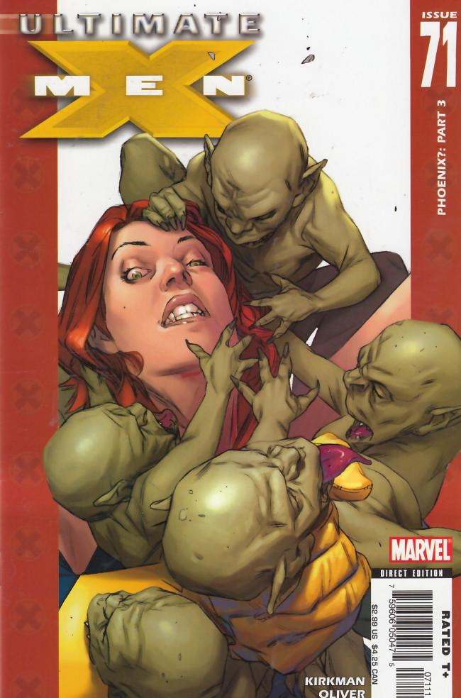 Couverture de Ultimate X-Men (2001) -71- Phoenix? [Part 3 of 3