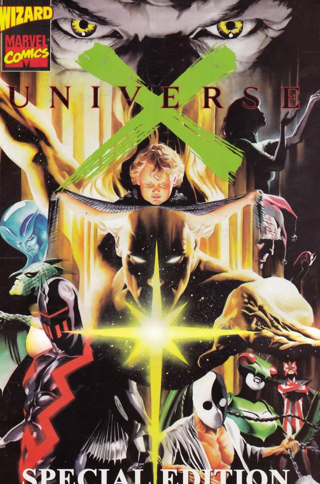 Couverture de Universe X Special (Marvel comics - 2000) -SP- Universe X Special Edition