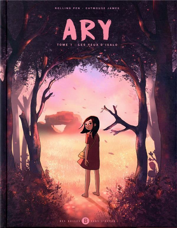 Couverture de Ary -1- Les yeux d'Isalo