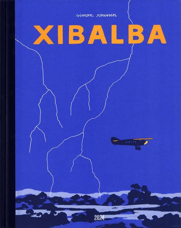 Couverture de Xibalba