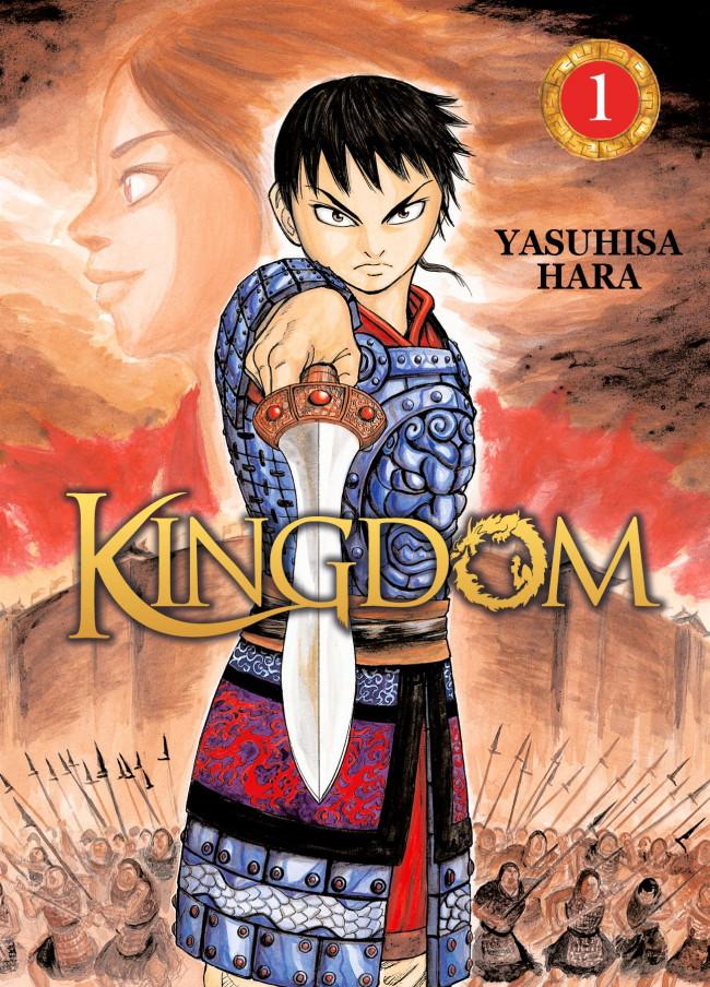 Couverture de Kingdom -1- Tome 1