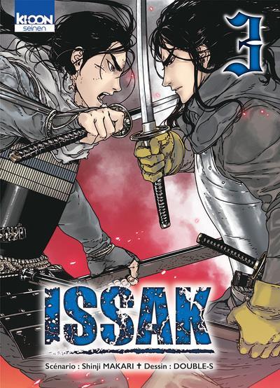 Couverture de Issak -3- Tome 3
