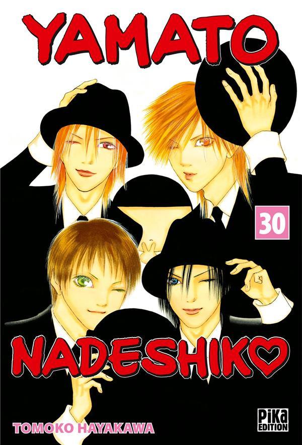 Couverture de Yamato Nadeshiko -30- Tome 30