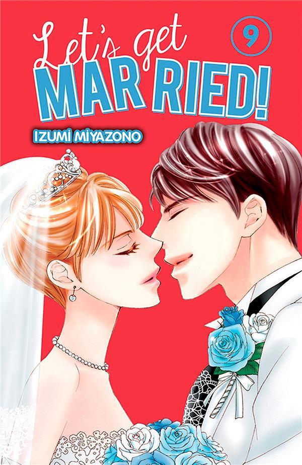 Couverture de Let's get married! -9- Tome 9