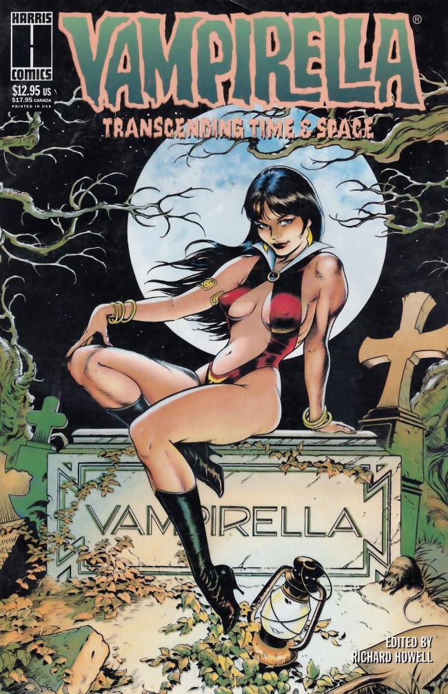 Couverture de Vampirella (Warren) -INT- Vampirella: Transcending Time & Space