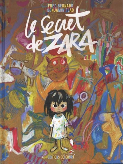 Couverture de Le secret de Zara