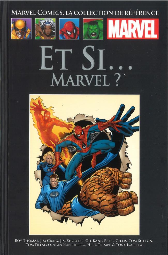 Couverture de Marvel Comics - La collection (Hachette) -119XXXVI- Et Si... Marvel?