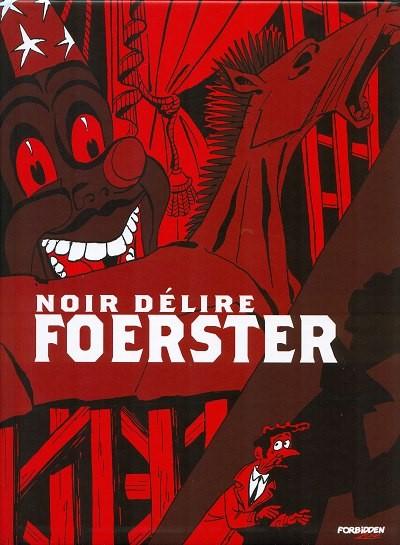 Couverture de Foerster -INT3- Noir délire