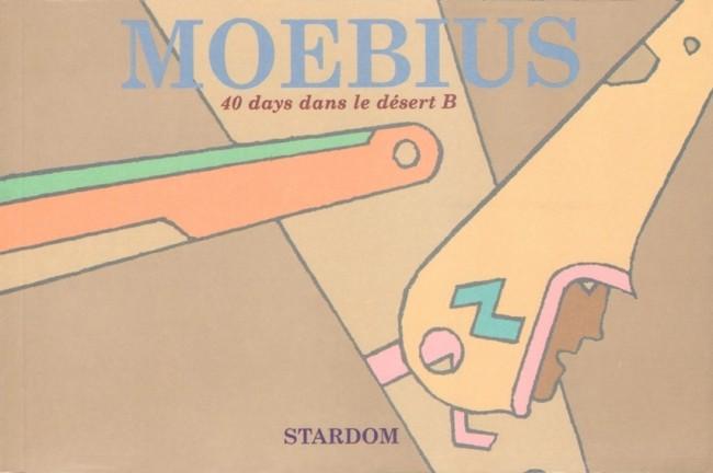 Couverture de (AUT) Giraud / Moebius -9- 40 days dans le désert B