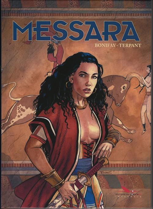 Couverture de Messara - Tome INT