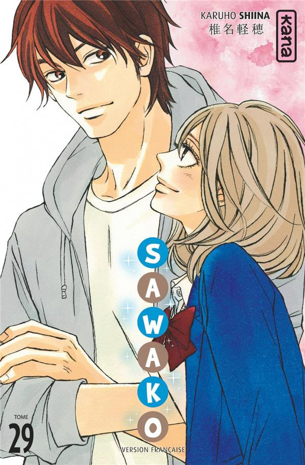 Couverture de Sawako -29- Tome 29